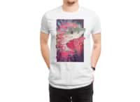 SHARK FROM OUTER SPACE - shirt - small view