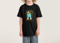 Book of Magic and Adventures - kids-tee - small view