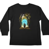 Book of Magic and Adventures - longsleeve - small view