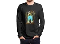 Book of Magic and Adventures - mens-long-sleeve-tee - small view
