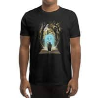 Book of Magic and Adventures - mens-regular-tee - small view