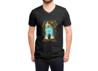 Book of Magic and Adventures - vneck - small view