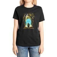 Book of Magic and Adventures - womens-extra-soft-tee - small view