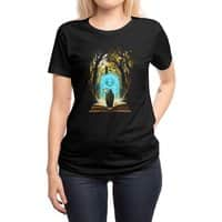 Book of Magic and Adventures - womens-regular-tee - small view