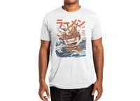 The Great Ramen off Kanagawa - mens-extra-soft-tee - small view