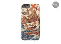The Great Ramen off Kanagawa - perfect-fit-phone-case - small view