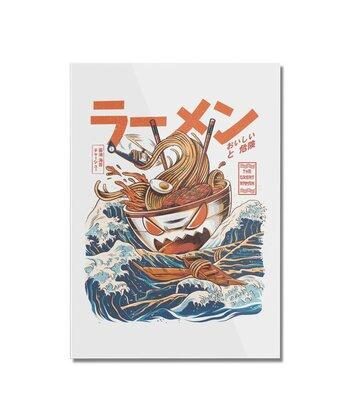 The Great Ramen off Kanagawa