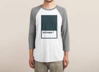 This Year's Color - triblend-34-sleeve-raglan-tee - small view