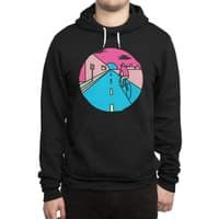 Silent ride - hoody - small view