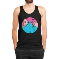 Silent ride - mens-jersey-tank - small view