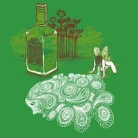 The Green Fairy - small view