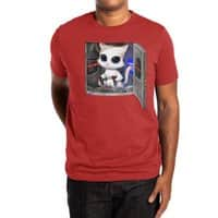 Cat Piloted Cyborg - mens-extra-soft-tee - small view