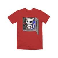Cat Piloted Cyborg - mens-premium-tee - small view