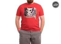 Cat Piloted Cyborg - mens-regular-tee - small view