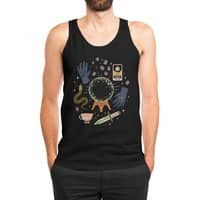 I See Your Future - mens-jersey-tank - small view