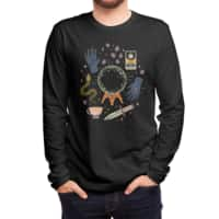 I See Your Future - mens-long-sleeve-tee - small view