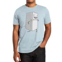 Refrigerator Running - mens-extra-soft-tee - small view