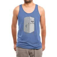 Refrigerator Running - mens-triblend-tank - small view