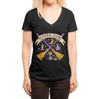 Coven Club - womens-deep-v-neck - small view