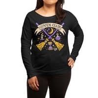 Coven Club - womens-long-sleeve-terry-scoop - small view