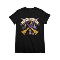 Coven Club - womens-premium-tee - small view