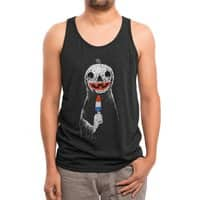 Terrible Summer - mens-triblend-tank - small view