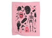 Whole Lotta Horror - blanket - small view