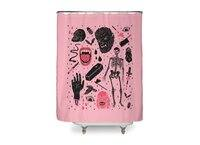 Whole Lotta Horror - shower-curtain - small view