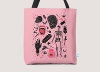 Whole Lotta Horror - tote-bag - small view