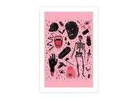 Whole Lotta Horror - vertical-print - small view