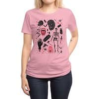 Whole Lotta Horror - womens-regular-tee - small view