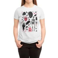 Whole Lotta Horror - womens-triblend-tee - small view
