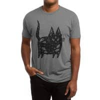 Fatty cat - mens-triblend-tee - small view