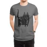 Fatty cat - mens-regular-tee - small view