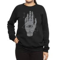 Witch Hand - crew-sweatshirt - small view