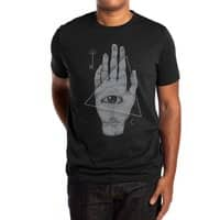 Witch Hand - mens-extra-soft-tee - small view
