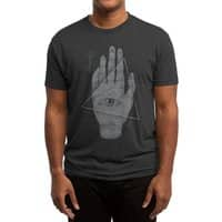Witch Hand - mens-triblend-tee - small view