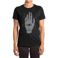Witch Hand - womens-extra-soft-tee - small view