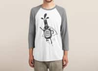 Awesomesauce - triblend-34-sleeve-raglan-tee - small view