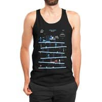 Donkey Thrones - mens-jersey-tank - small view