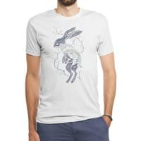 Moon Eye - mens-triblend-tee - small view