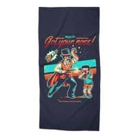 Got your Nose - beach-towel - small view