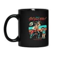 Got your Nose - black-mug - small view