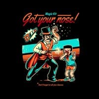 Got your Nose - small view