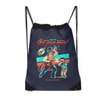 Got your Nose - drawstring-bag - small view