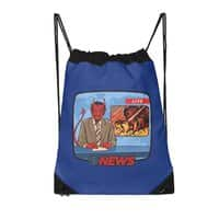 Breaking News - drawstring-bag - small view