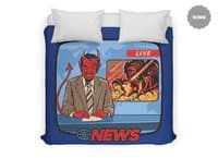 Breaking News - duvet-cover - small view