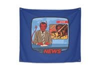 Breaking News - indoor-wall-tapestry - small view