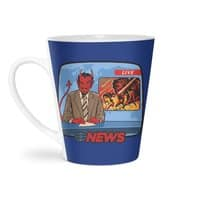 Breaking News - latte-mug - small view