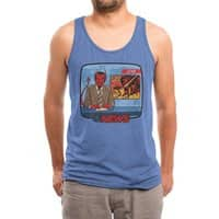 Breaking News - mens-triblend-tank - small view